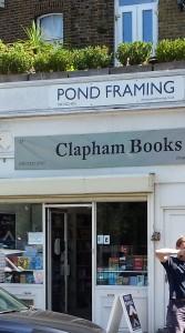 ClaphamBooks