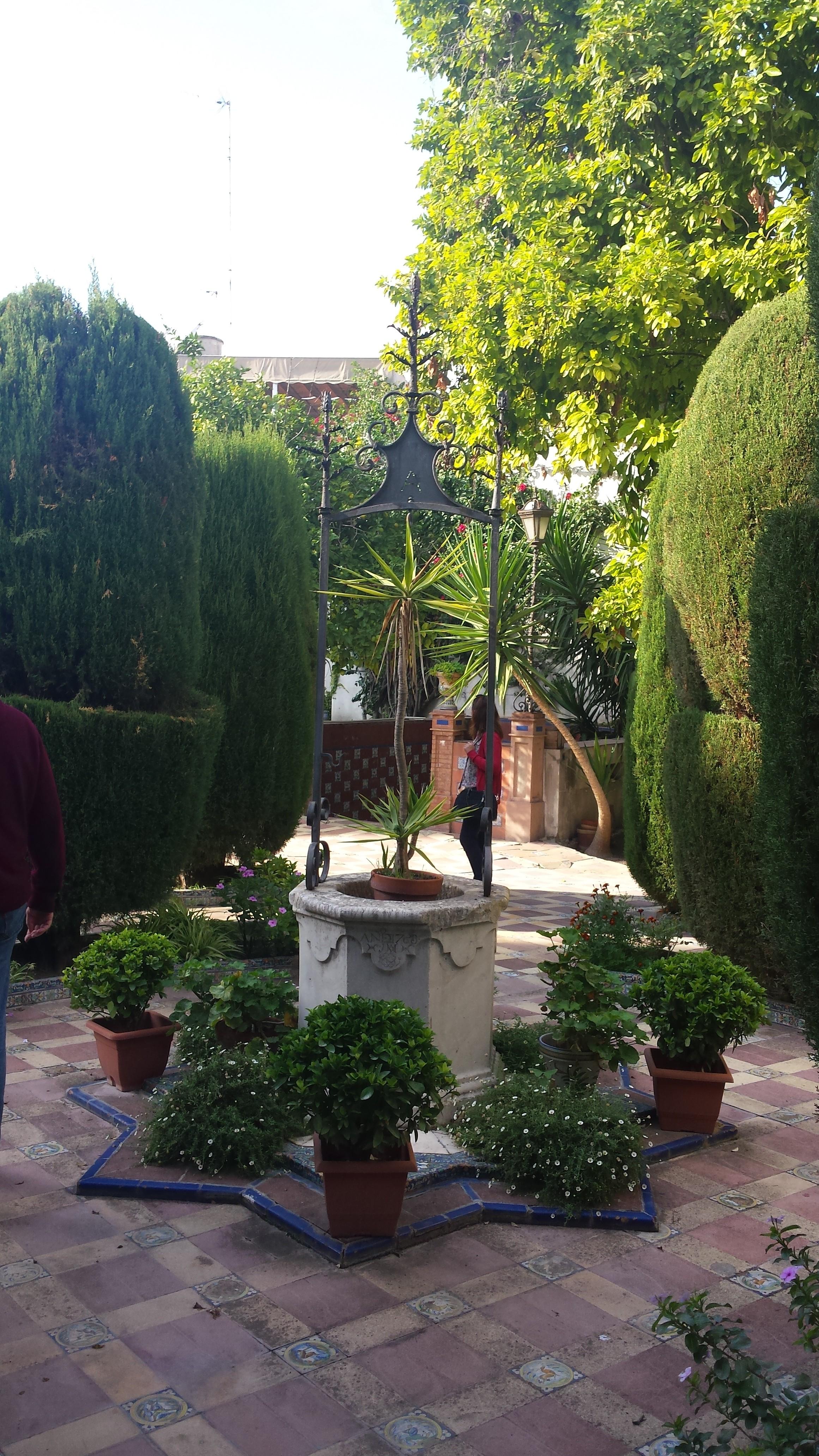 visit to el palacio del virrey laserna the story bazaar