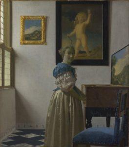 VermeerWoman