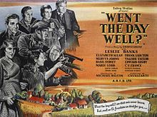 RealtoReelWent_the_Day_Well_Poster