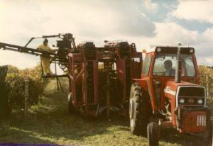 tractorharvestinggrapes